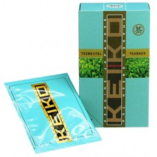 Japoniška KEIKO žalioji arbata Konacha, pakeliuose, ekologiška 20 g (10 pak. x 2 g)