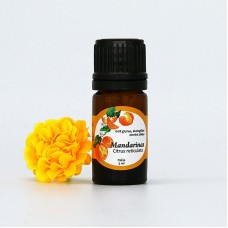 Mandarinų eterinis aliejus (5ml)