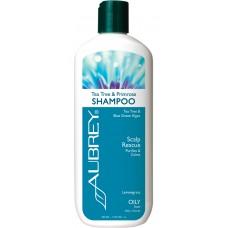 Arbatmedžio ir nakvišų šampūnas nuo pleiskanų (325 ml)
