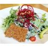Sočios, rudeniškos salotos